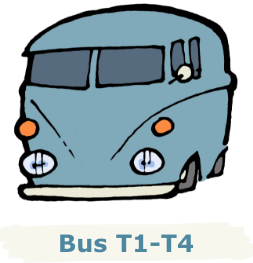 Bulli T1-T4 Ersatzteile