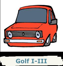 Golf Ersatzteile