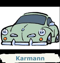 Karmann Ersatzteile