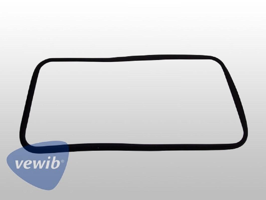 Fensterschachtdichtung innen f Tür und Kurbelscheibe hinten für VW Käfer Cabrio